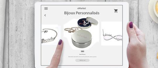 commander des bijoux personnalises en ligne